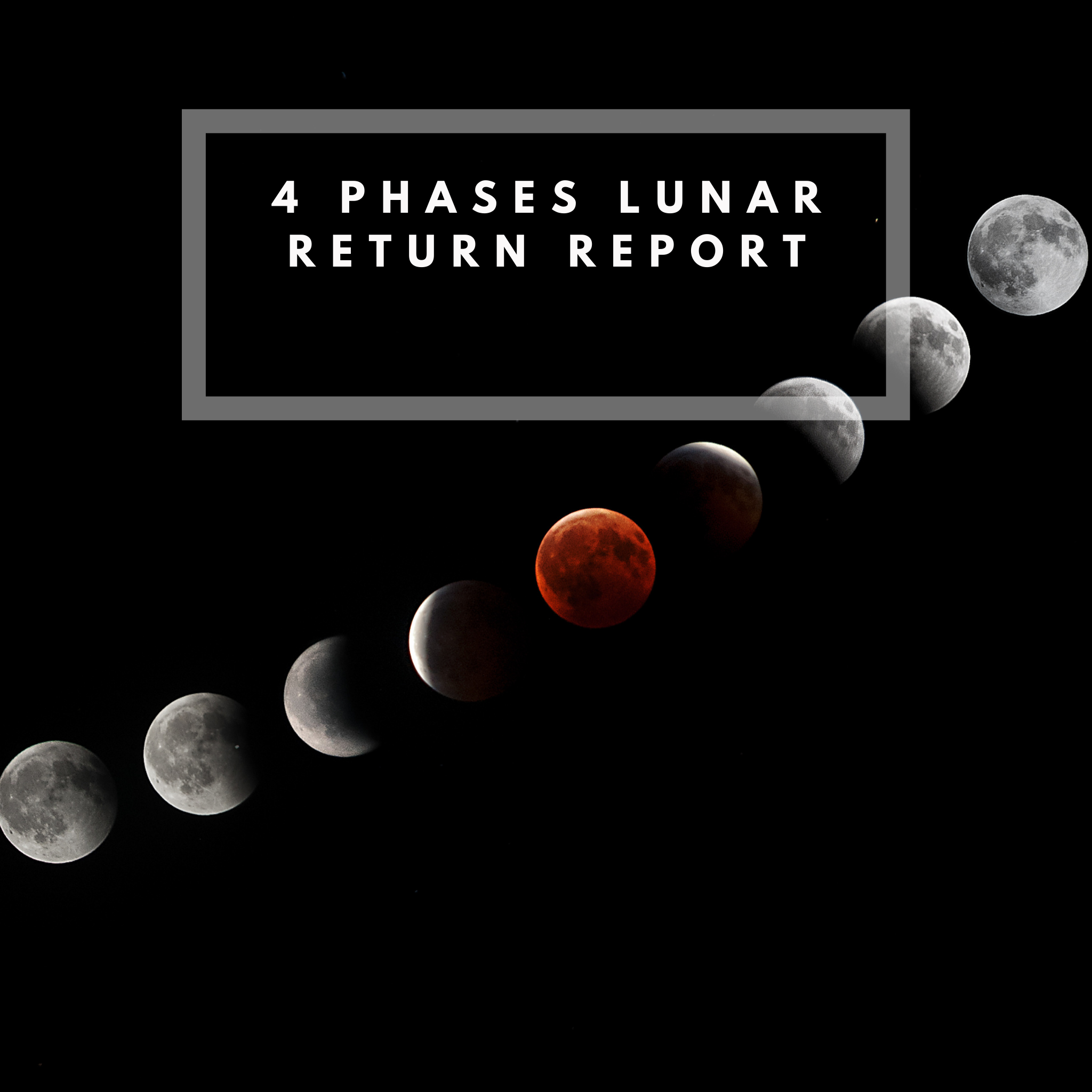 4 Phases Lunar Return Report
